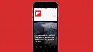 Flipboardが大幅アップデート ユーザーフォロー機能を追加
