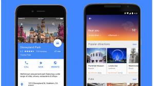 アプリ「Googleマップ」がタクシー配車サービスに対応 近日リリース