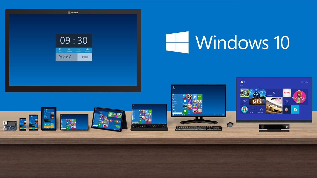 1月開催のMicrosoftイベントでWindows10の機能が公開