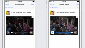 Facebook:写真の魅力を自動的に引き出す「画像エンハンス」機能を追加
