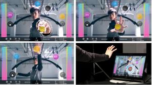 「ハンズフリーでDJ」「ダンスで演奏」が可能に   新世代楽器アプリ「KAGURA」