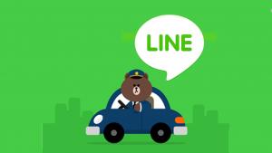 「LINE TAXI」スマホからタクシー配車できるサービスがスタート!