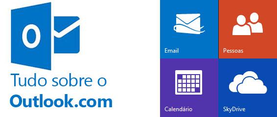 Tudo sobre o Outlook.com