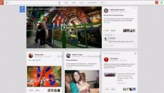 Google+ ganha novo visual e ferramentas de edição de fotos