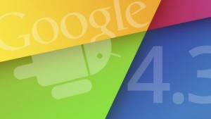 Google apresenta oficialmente o Android 4.3