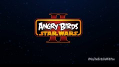 Rovio libera vídeos dos personagens de Angry Birds Star Wars 2