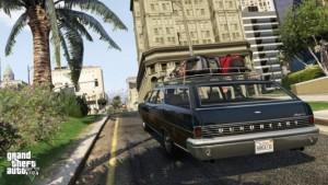 Rockstar mostra trailer do GTA Online, que será lançado em 1º de outubro