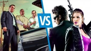 Saints Row IV versus GTA V
