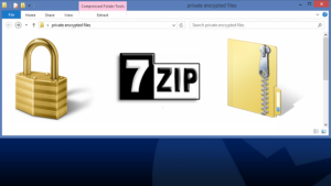 Como proteger arquivos e e-mails com um ZIP criptografado