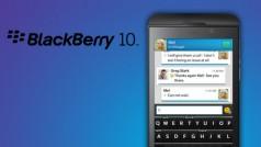 BlackBerry desmente boato sobre BB10 rodando Google Play