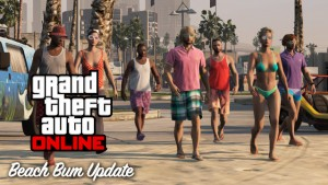 GTA Online: DLC Beach Bum chega ao PS3 e ao Xbox 360