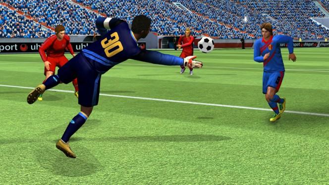Real Football para celular