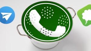 O WhatsApp é seguro? Parece que não