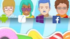 Quais são os jogos viciantes que vão suceder o Candy Crush?