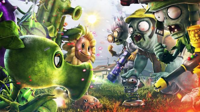 Plants vs Zombies Garden Warfare: Começa a guerra!