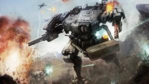 Titanfall e outros seis grandes jogos com mechs