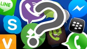 Comparação gigante: qual é o melhor aplicativo de bate papo para celular?