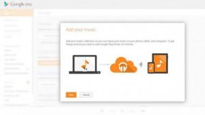 Use o Chrome para subir suas canções prediletas para o Google Play Music