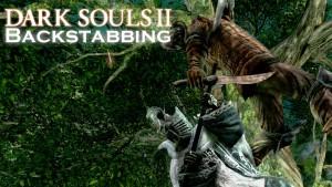 Evite ataques pelas costas no Dark Souls 2