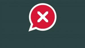 Problemas com o WhatsApp? 7 erros comuns e 7 soluções