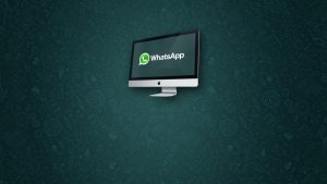 Como usar o WhatsApp no Mac?