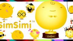 Como usar o robô SimSimi no celular