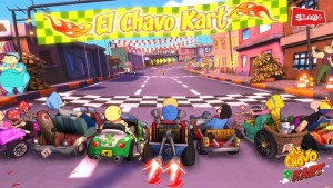 Game do Chaves ao estilo Mario Kart chega para Xbox 360 e PlayStation 3