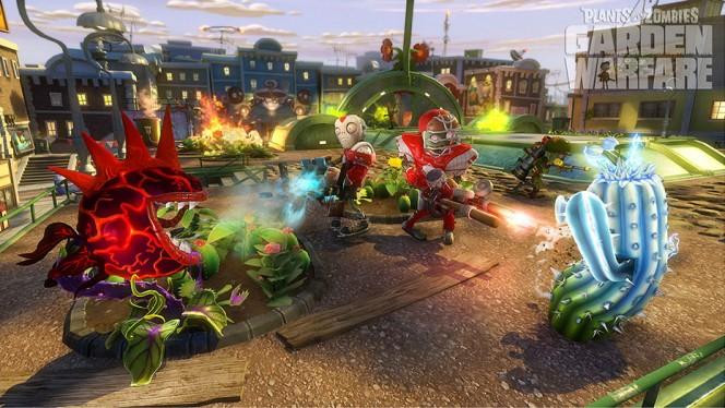 Plants vc Zombies ganha mais um game para PCs