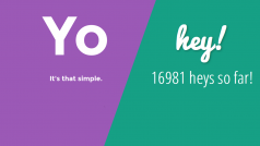 Comparativo: O app brasileiro hey! é melhor do que o Yo?