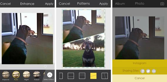 Camera360 faz edição e montagens de fotos no iPhone, Android e Windows Phone
