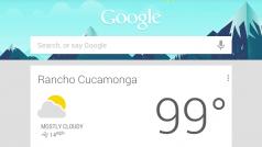 Google Now suporta diferentes idiomas sem precisar mudar a configuração