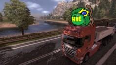 Mods de pistas brasileiras no Euro Truck Simulator 2
