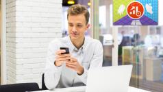 5 aplicativos Android que me tornam mais eficiente no escritório