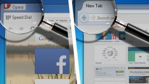 O navegador Opera é diferente do Chrome e você deveria testá-lo