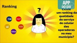 App do dia: ANATEL Serviço Móvel explica o sinal ruim no celular