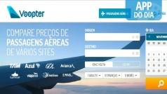 App do Dia: Voopter - seu aliado para achar passagens de avião baratas