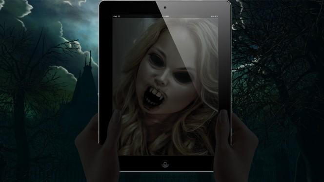 Halloween no celular