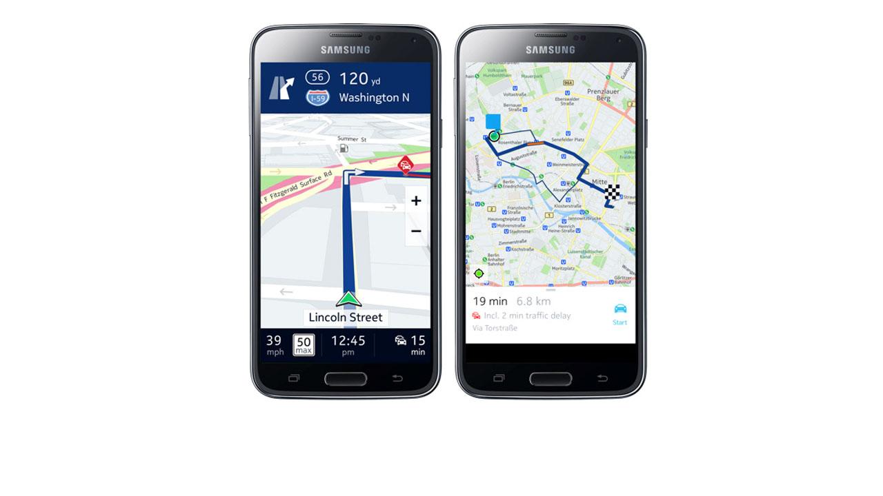 Nokia Here Maps finalmente chega a todos os Androids