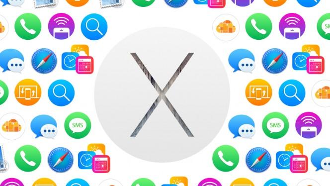 Novidades interessantes do OS X Yosemite