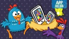 App do Dia: Turma da Galinha Pintadinha (ou sossega leão para crianças)