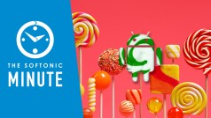 PES 2015, Snapchat, Assassin's Creed e Android Lollipop no Minuto Softonic
