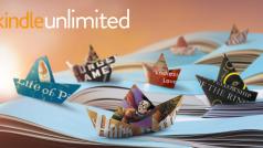 Amazon anuncia a Netflix dos livros: Kindle Unlimited