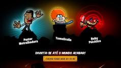 Irmãos Piologo lançam game com os personagens mais famosos do Mundo Canibal