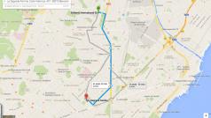 Entfernungen in Google Maps exakt messen