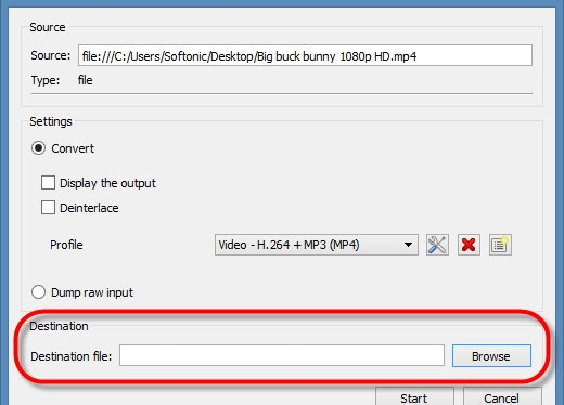 vlc media player convert video files 13
