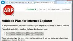 Adblock Plus: Jetzt auch im Internet Explorer ohne Werbung surfen