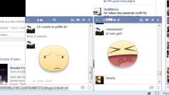 Das Ende von Facemoji? – Facebook Sticker jetzt auch im Web