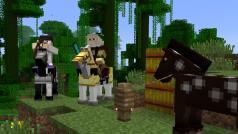 Minecraft 1.6.1 Update bringt Pferde, Heu und Sound-Effekte