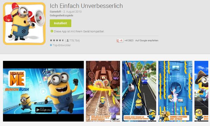 play store app auf handy installieren