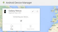 Gestohlene Android-Smartphones wiederfinden: Android Device Manager jetzt aktiv